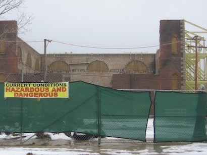 Dangerous & Hazardous Conditions at Pilgrim Baptist Church