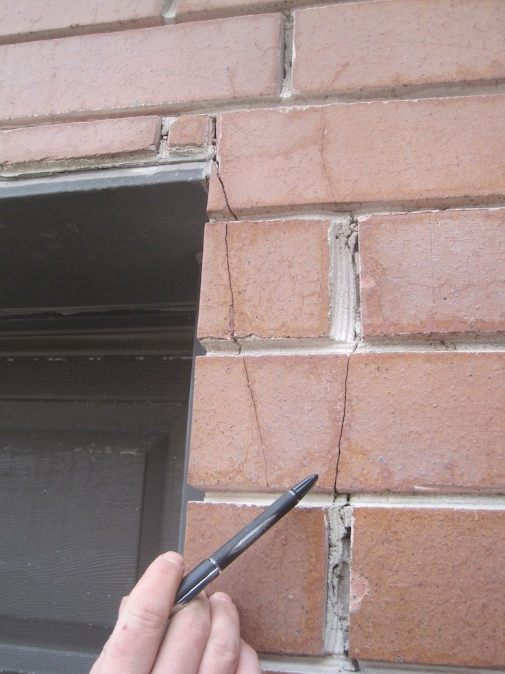 Steel Lintel Amp I Beam Replacement Aaa 1 Masonry Chicago