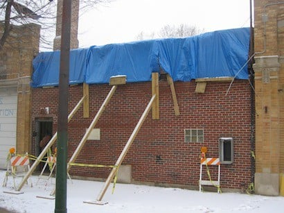 Long-lasting shoring and overwinter protection